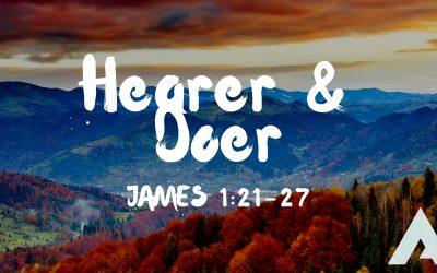 Hearer & Doer