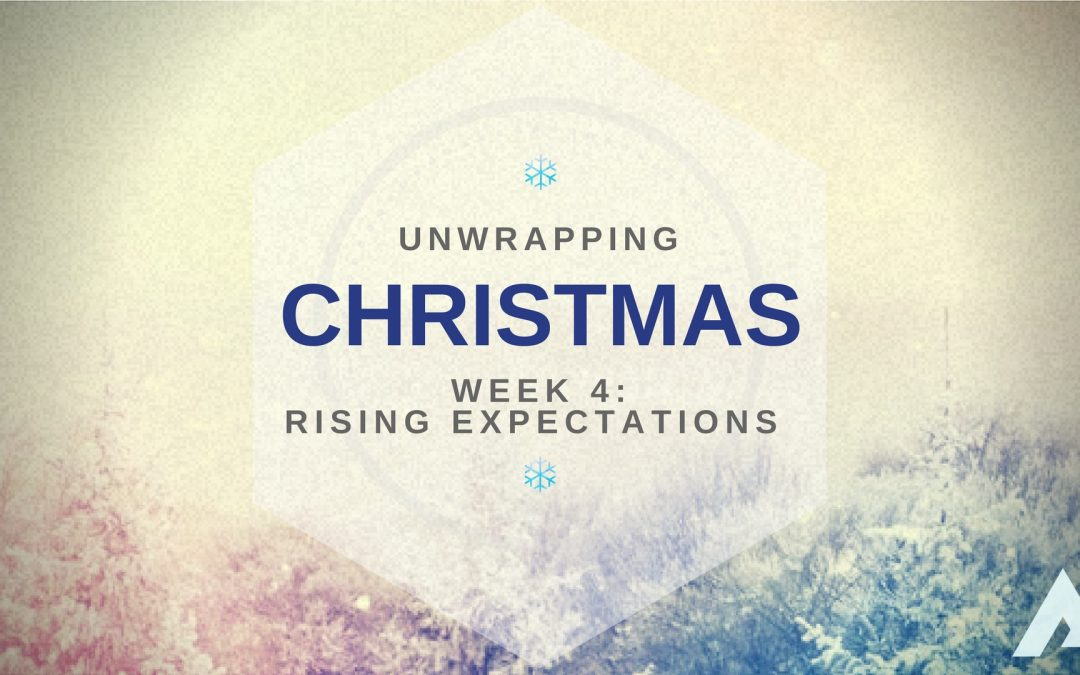 Unwrapping Christmas: Rising Expectations