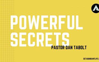 Powerful Secrets