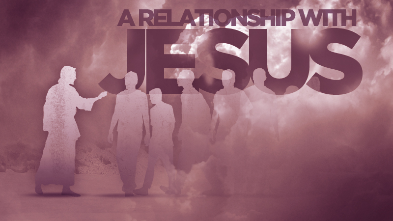 Jesus is Relationship
