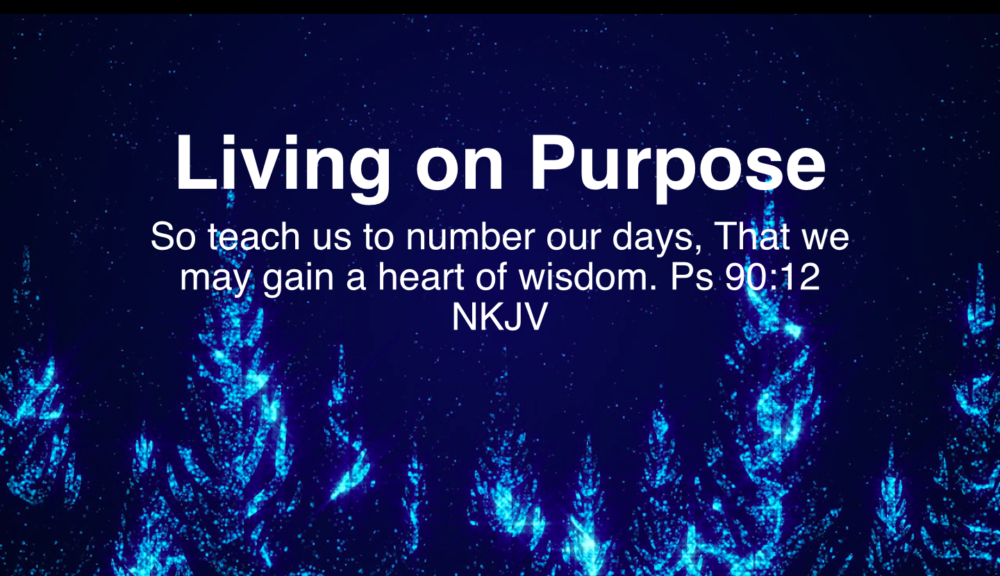 Living on Purpose Image