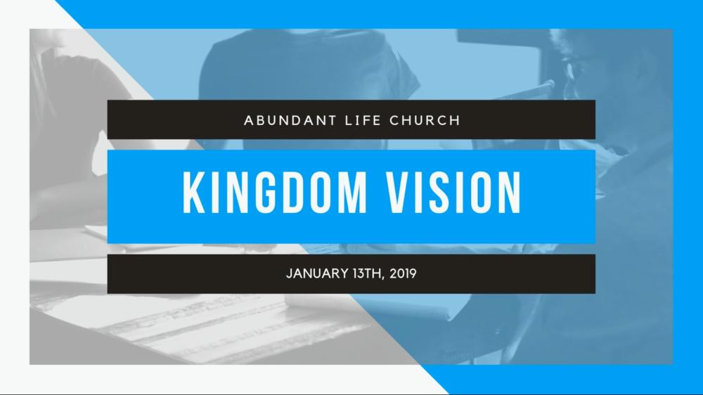Kingdom Vision Image