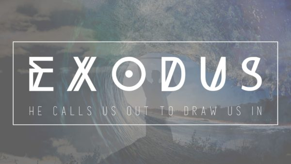 Exodus - Week 1 (Key Themes of Exodus) Image
