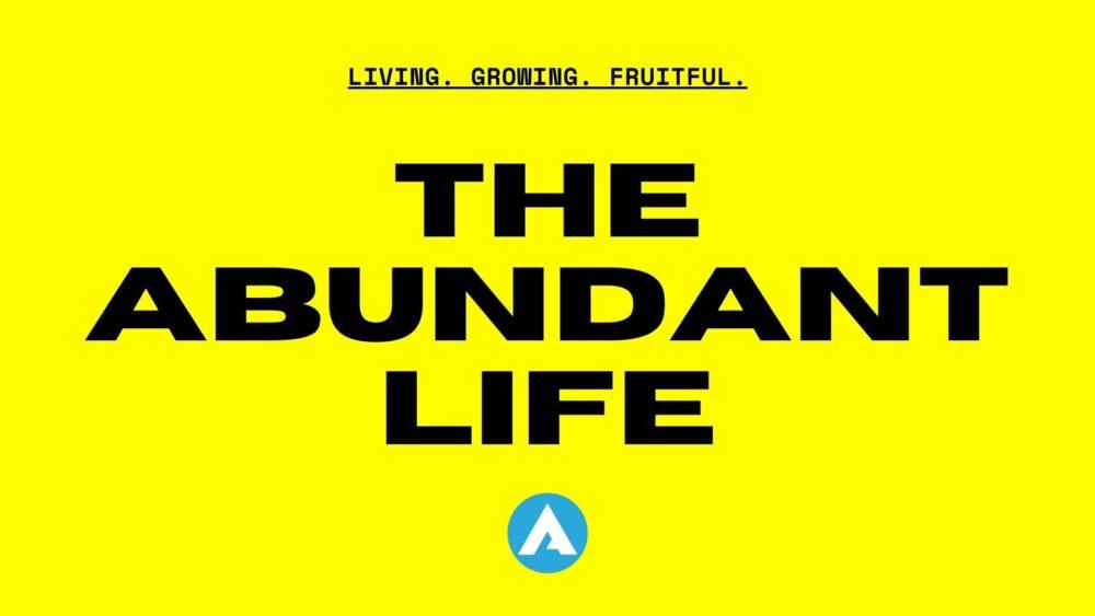 The Abundant Life Image