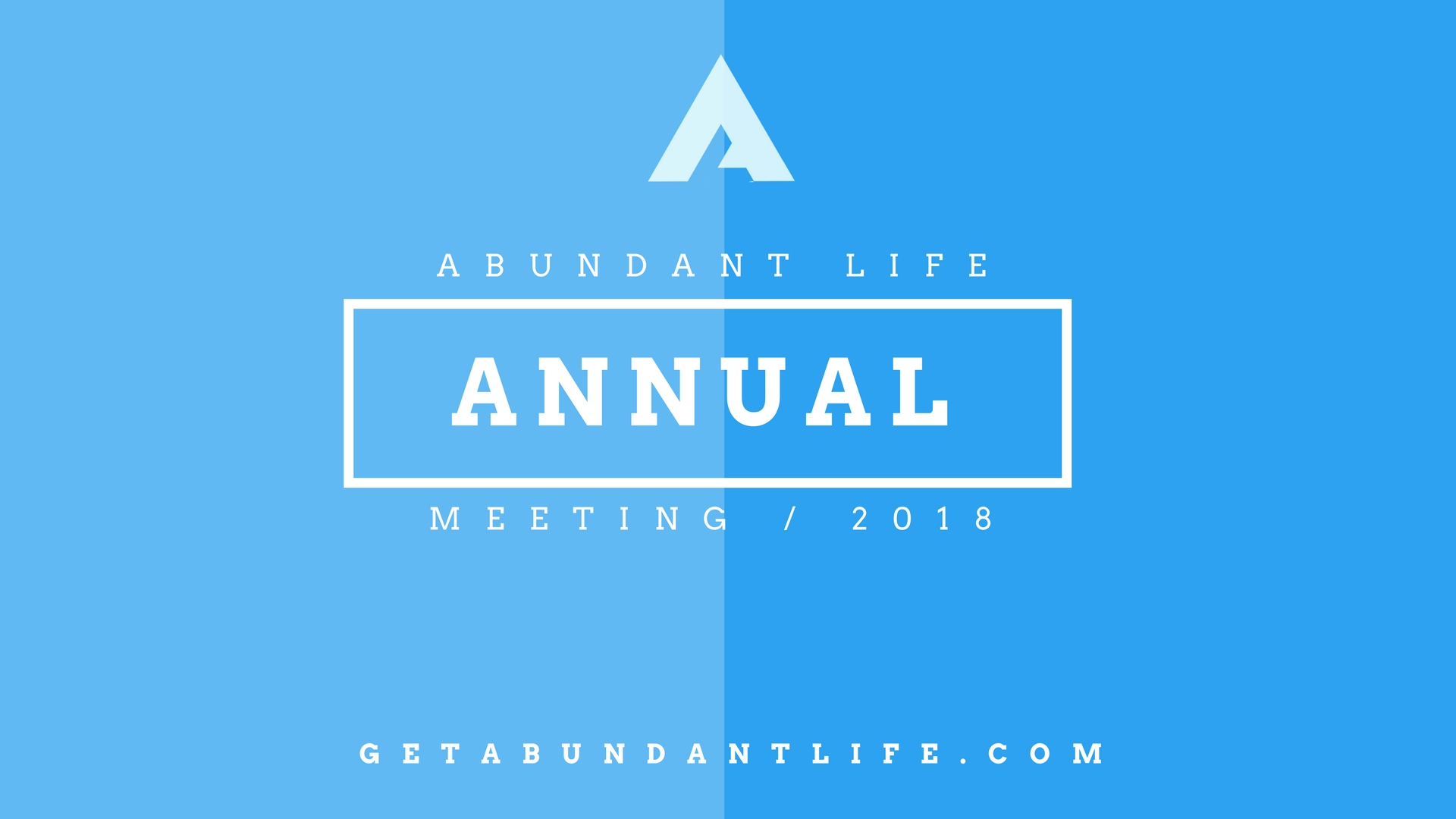 Annual Meeting 2018 Image